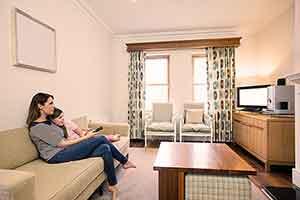 Aire acondicionado comodidad en el hogar