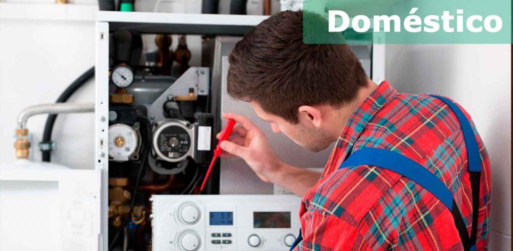 Trabajos realizados entorno domestico