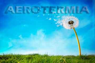 Aerotermia energia renovable y limpia