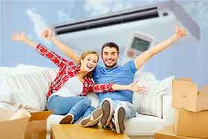 aire acondicionado suelo techo para el hogar