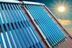 Calefaccion valencia con energia solar termica