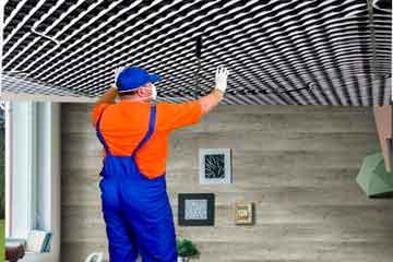 Techo radiante climatizacion en toda la casa limpia y economica