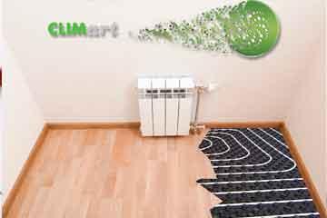 Suelo termico valencia, calefaccion economica en toda la vivienda