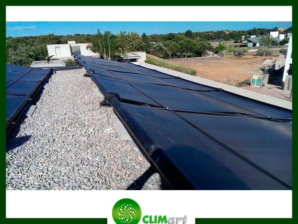paneles termicos solares